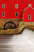 Clinton Historic Red Mill