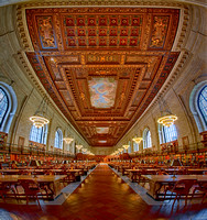Rose Main Reading Room At The NYPL