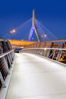 Path To The Zakim Bridge