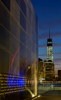 One World Trade Center At Dawn
