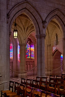 Washington National Cathedral Stained Glass Colors