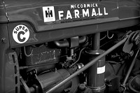 Mc Cormick Farmall Super C