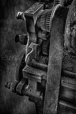 Gears And Pulley