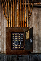 Vintage Electric Panel